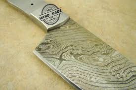 professional kitchen knives blank blade professional blank blade kitchen knife custom