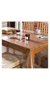 dining table cover clear buy yellow weaves pvc transparent clear dining table cover
