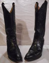 womens black cowboy boots size 9 laredo s cowboy boots size 9 1 2 ee brown color pointed toe