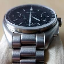 bulova bracelet images Review of the bulova moonwatch bracelet edition jpg