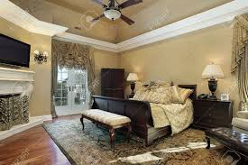 bedrooms cool master bedroom decor traditional for new ideas full size of bedrooms master bedroom in elegant home with fireplace stock photo picture with