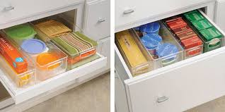 file cabinet drawer organizer unique ideas for using kitchen drawer organizers improvements blog