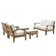 teak patio sofa sets reviews and product information outsidemodern