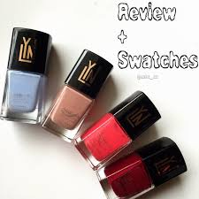 nail polish review swatches glam zeee