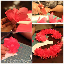 Diy Birthday Party Theme Ideas Diy Party Decor Tissue Paper Birthday Number Sign Tutorial