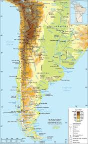 chile physical map andes mountains definition map location facts britannica