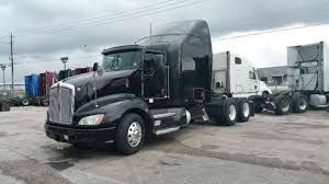 2010 kenworth trucks for sale kenworth t660 2010 sleeper semi trucks
