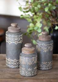 Design For Kitchen Canisters Ceramic Ideas Best 25 Canisters For Kitchen Ideas On Pinterest Kitchen