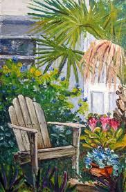 Miniature Adirondack Chair Daily Painting 363 Gardener U0027s Rest Miniature Adirondack Chair