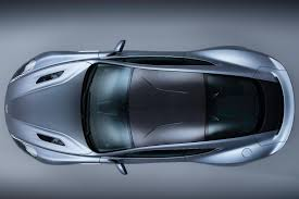 Car Plan View Martin Vanquish Centenary Review
