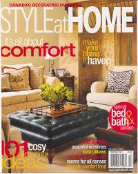 Home Decor Magazines Canada Press Clippings For Willmac Design Toronto