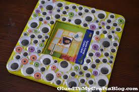 eyeball frame kid craft