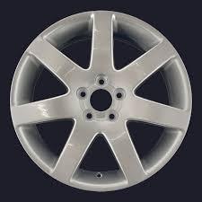 lexus factory wheels volvo oem 18 u2033 x 8 u2033 aluminum alloy wheel venator rim genuine