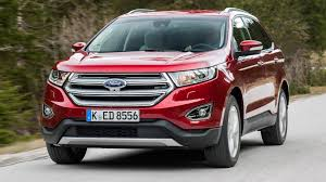 ford edge crossover ford edge 2 0 tdci titanium powershift 2016 review by car magazine