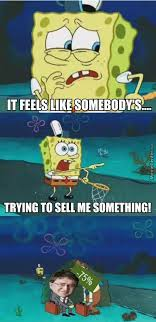 Spongebob Wallet Meme - not even spongebob was safe from the sales by gardevoid meme center