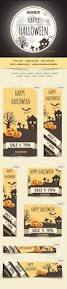 Happy Halloween Banners by Happy Halloween Banner Invitation Card Witch Happy Halloween