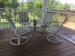 Samsonite Chairs For Sale Samsonite Patio Furniture Replacement Slings