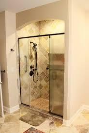 Arched Shower Door Bathroom Floor Wall Shower Tiles Contractors Syracuse Cny