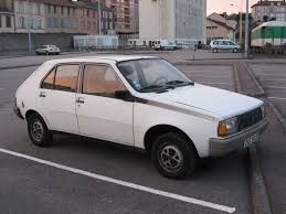 renault alliance hatchback renault 14 overview cargurus