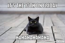 Friday The 13 Meme - happy friday the 13th inkntoneruk blog