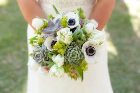 succulent bouquet orlando wedding photographer st augustine wedding photographer