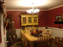 Plain Country Dining Room Wall Decor Primitive Didning To Decorating - Country dining room decor