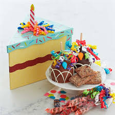 gourmet birthday cakes birthday cake caramel apple gift set mrs prindables gourmet