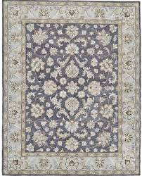 feizy rugs eaton collection charcoal area rug shop www