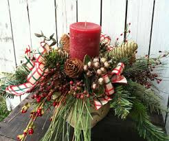 Christmas Floral Table Centerpieces by Christmas Flower Table Decorations Ideas Best Images Collections
