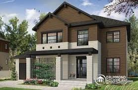 2 story home plans 2 story house plans w garage from drummondhouseplans