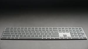 Modern introducing the microsoft modern keyboard with fingerprint id