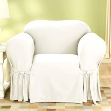 Duck Cotton Slipcovers Cotton Slipcovers For Wing Chairs White Duck Slipcover Loveseat