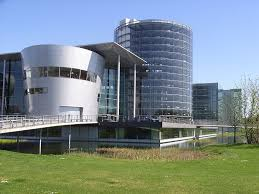 volkswagen headquarters the most futuristic factories in the world