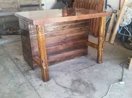 kitchen bar islands handmade rustic kitchen island or outdoor bar by cowboy creation