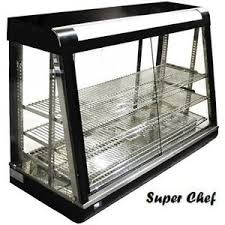 heated food display warmer cabinet case new heated food display warmer cabinet case 48 glass on all sides