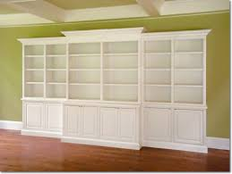 Custom Bookcase And Wall Units - Family room wall units