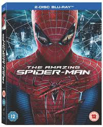 free drawing win a copy of the amazing spider man on blu ray