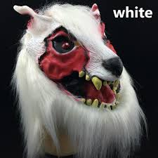 mask for sale new scary wolf mask on sale party mask creepy animal