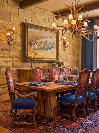 western dining room houzz