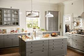 cuisine ikea bodbyn blanc home basements kitchens