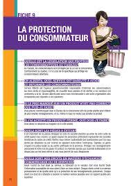 bureau protection du consommateur fiches et feuillets d information ajefa