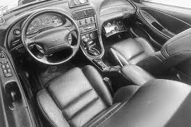 95 mustang gt interior 1995 gt convertible paul dawson 5 0 mustang