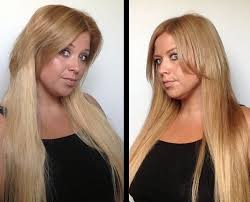 ombre hair extensions uk tutorial ombre colouring hair extensions darker 30somethingmel