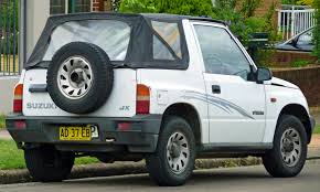 suzuki mighty boy suzuki vitara brief about model