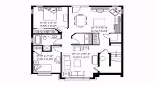 3 bedroom ranch house plans with basement youtube