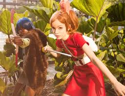 Studio Ghibli Halloween Costumes Secret Arrietty Studio Ghibli Miyazaki Cosplay