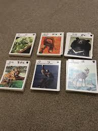 wildlife treasury cards science nature educational toys hobbies