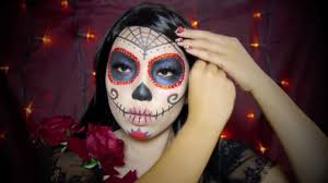 dope2111 beautiful sugar skull makeup tutorial youtube