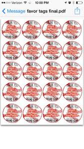 Baby Shower Favor Messages - vintage sports themed baby shower diy candy by farmerdesign 8 00