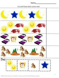 day night worksheets google search day night kindergarten